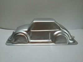 "Wilton 2001 Aluminum Car Cake Pan 3-D Cruiser 2105-2043 Automobile 13""x 7""x 3.75 - $9.89"