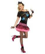 Fun World 80s Pop Party Cyndi Lauper Retro Adult Womens Halloween Costume 122564 - $25.99