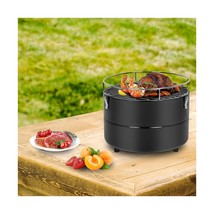 Hommate Outdoor Portable Camping Charcoal Stove, LightWeight Charcoal Gr... - £34.18 GBP