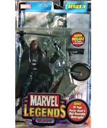 Blade Marvel Legends Series 5 Toybiz Figure. New, Factory Sealed! - $65.00