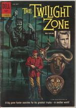 The Twilight Zone Comic Book #02-860-210, Dell 1962 FINE+ - $38.62