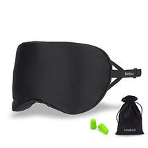 Kimkoo Sleep Mask Eye Mask-Soft Silk Eye Masks for Sleeping with Adjusta... - €6,34 EUR