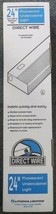 "Lithonia Lighting HUC20PH 24"" Fluorescent Undercabinet Light 120 Volt USA - $5.94"