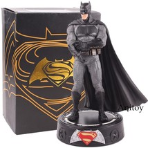 Batman v Superman Dawn of Justice Batman Statue with LED Light PVC Figur... - $60.50