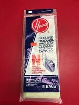 Genuine Hoover Type N Vacuum Bags #4010038N - $6.44