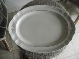 Pfaltzgraff Heirloom 14 3/4 ov platter 1 available - $6.24
