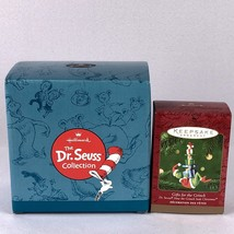 HALLMARK DR Seuss COLLECTION MAX the REINDEER w/ COA & Gifts For Grinch ... - $41.14