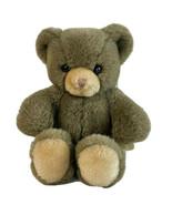"""Bauer Plush Bear VTG 80s Small 9"""" Teddy Cuddly Stuffed Animal - $16.79"""