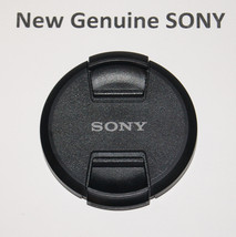 New Original Front Cap 72mm For Sony Lens SELP18105G From The Camera NEX... - $39.99