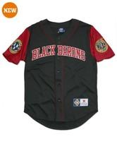 BLACK BARONS NEGRO LEAGUE BASEBALL JERSEY Baseball Jersey NLBM - $60.00