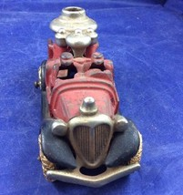 Hubley 1930s Cast Iron Car Fire Engine 2162 Ant... - $179.99