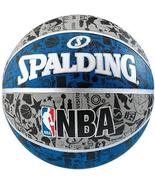 Spalding Nba Graffiti water resistant Basket Ball added toughness and du... - $159.08