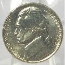 1985-P Jefferson Nickel BU In the Cello #0575 - $2.39