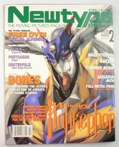 Newtype Magazine 2003 February Japan-Anime Argentosoma Noir Cowboy Bebop - $14.99