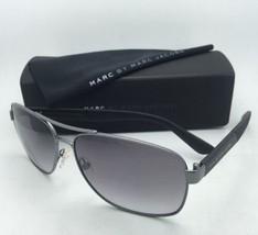 Marc By Marc Jacobs Sonnenbrille MMJ 431/S 67GEU RUTHENIUM-BLACK Rahmen W / Grau