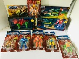 MOTU Origins 2020 He-Man Complete Set - Action Figures & Vehicles  - $272.25