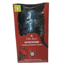 Old Spice Krakengard DEODORANT FIGURINE HOLDER COLLECTIBLE RARE VHTF - $25.37