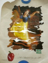 """WDCC 18"""" x 24"""" Poster Disney Snow White """"The Fairest One of All"""" - $24.00"""
