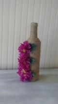 Twine Wrapped Wine Bottle - $9.90