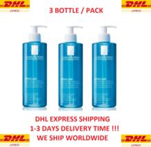 3 x La Roche Posay Effaclar Purifying Foaming Gel 13.5 oz /400 ml Exp 20... - $82.00