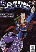 Superman Adventures (1996 series) #26 [Comic] [Jan 01, 1996] DC Comics - $4.89
