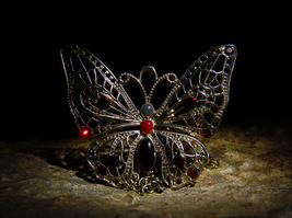 Powerful Ritual Victory Without Fighting © Antique Haunted Butterfly By Izida - $303.00
