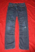 Joe's Dakota Denim Blue Jeans Slim/Skinny Sz 14 - $16.73