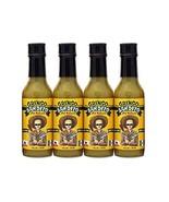 Gringo Bandito Hot Sauce, Green, 5 Ounce Pack of 4 - $16.73