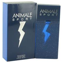 Animale Sport by Animale Eau De Toilette Spray for Men - $23.99+