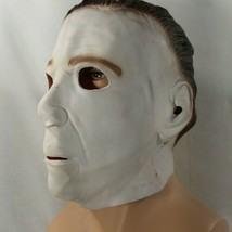 Men's Michael Meyers Latex Full Face Mask Halloween Movies The Paper Mag... - $18.66