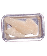 DOLLHOUSE MINIATURE 1 PC SOLE FILETS TRAY #WA2858 - $5.70
