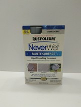 Never Wet Rust-Oleum 18 oz. NeverWet Multi-Surface Spray Kit Silver Gray - $12.38