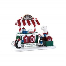 Lemax Exclusive Cocoa While Were Waiting, Set of 7 #73315 - $30.71