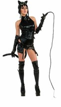 SMALL - Secret Wishes Womens DC Comics Ame-comi Heroine Series Catwoman Costume  - $37.99