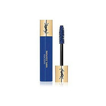 Yves Saint Laurent Mascara Vinyl Couture in 5 Blue I'm The Trouble 0.06o... - $8.83