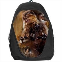backpack star wars chewbacca wookie - $39.79