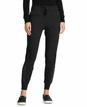 Polo Ralph Lauren Women's  Slim Leg Pant, Black, Large - $49.25