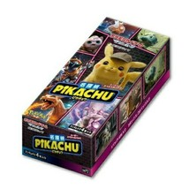 Pokemon Card Game Sun & Moon Movie Special Pack Detective Pikachu BOX F/S - $59.98