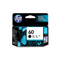 Black Ink - HP 60 Standard Ink Cartridge (for Deskjet D2500/D2530/F4200) - $36.99