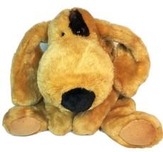 Ty Classic Sniffy Puppy Dog Plush Brown Floppy Hound Stuffed Animal 2001 - $24.99