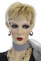 Kris 22F16 Blonde Short Jon Renau Pixie Straight Wigs - $107.71