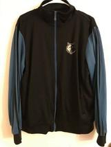 Adidas Minnesota Timberwolves Track Jacket Mens Size M NBA  Basketball - $29.69
