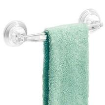 InterDesign InterDesign Power Lock Suction Towel Bar – Shower Tiles, Glass or - $12.16