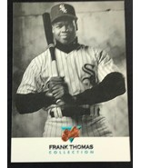 1993 Studio Collection #4 Frank Thomas Chicago White Sox Baseball Card - $1.24