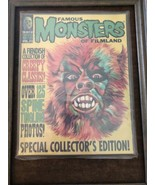 The Best of Famous Monsters of Filmland Magazine #1,  NEAR MINT - $68.26