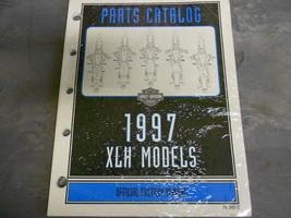 1997 Harley Davidson XLH Models Parts Catalog  Manual NEW Factory OEM - $29.65