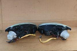 03-04 Nissan Altima Xenon HID Headlight Head Light Lamps Set L&R - POLISHED image 5