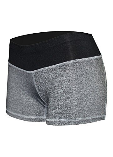 W Sport Women's Athletic Mini Yoga Shorts, Large