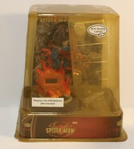Super Rare Spider-Man Marvel Comics Tek Temps Collection Horloge Rue Cla... - $18.55