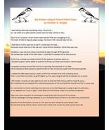My Broken-winged Friend Called Hope - Printable Poetry Instant Download - $1.98
